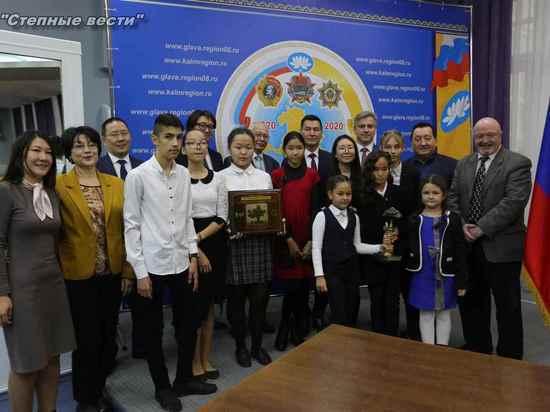 Калмыцкий Одинокий тополь будет представлен в европейском конкурсе