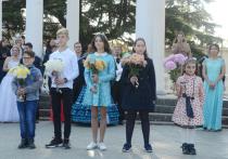 Королеву Бала хризантем выбрали голосованием в Никитском саду