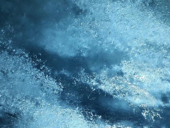 На Гусином озере в Бурятии под лед провалился ребенок