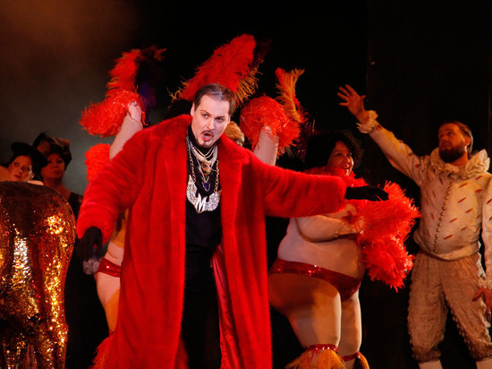 Аскара Абдразакова номинировали на оперную премию «Онегин»