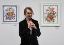 В Краснодаре открылась первая выставка вышивки и ковров замглавы горадминистрации Лилиана Егорова