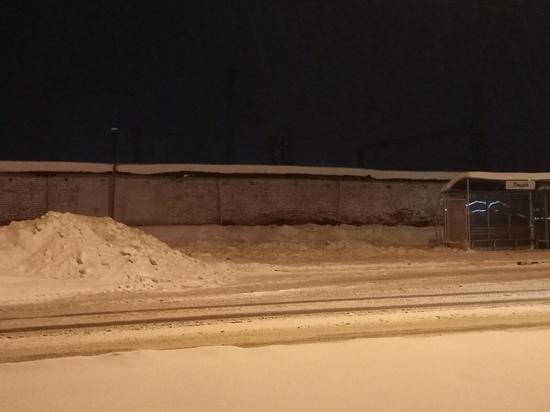 В Междуреченске школьники затеяли опасные игры возле дороги