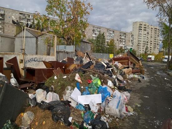 Названы свердловские города, которые будут переходить на раздельный сбор мусора