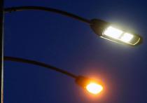 В Оленинском районе не осталось ни одного светильника с ДРЛ