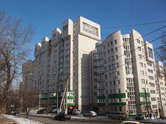 В Иркутске разрушаются стены многоэтажных домов