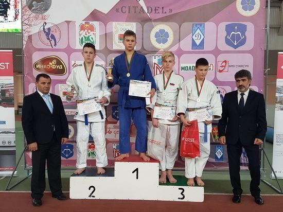 Костромские дзюдоисты завоевали медали на международных соревнованиях