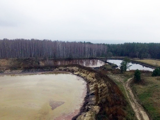 Жители воронежского села пожаловались за химическое загрязнение воздуха и воды