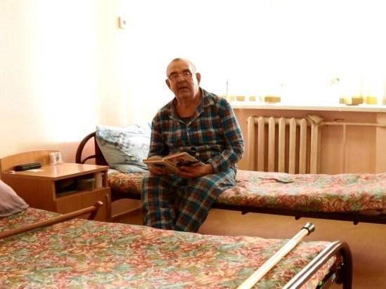 В Оренбурге с улиц исчезают бездомные