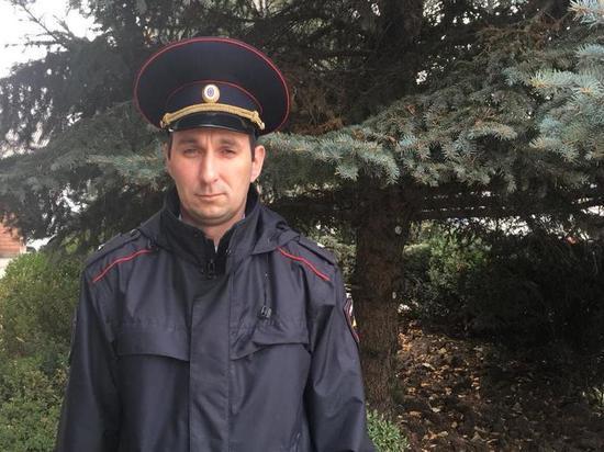Потерявшуюся на Кубани школьницу нашёл полицейский