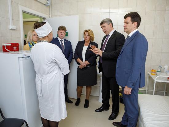 Депутаты Воронежской облдумы обсудили, как усовершенствовать оказание первичной медпомощи