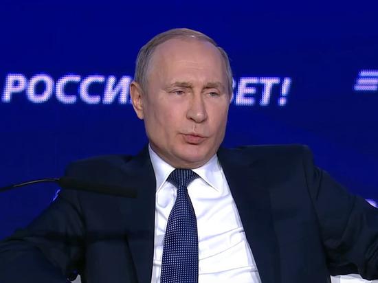 Путин прокомментировал свои отношения с Зеленским