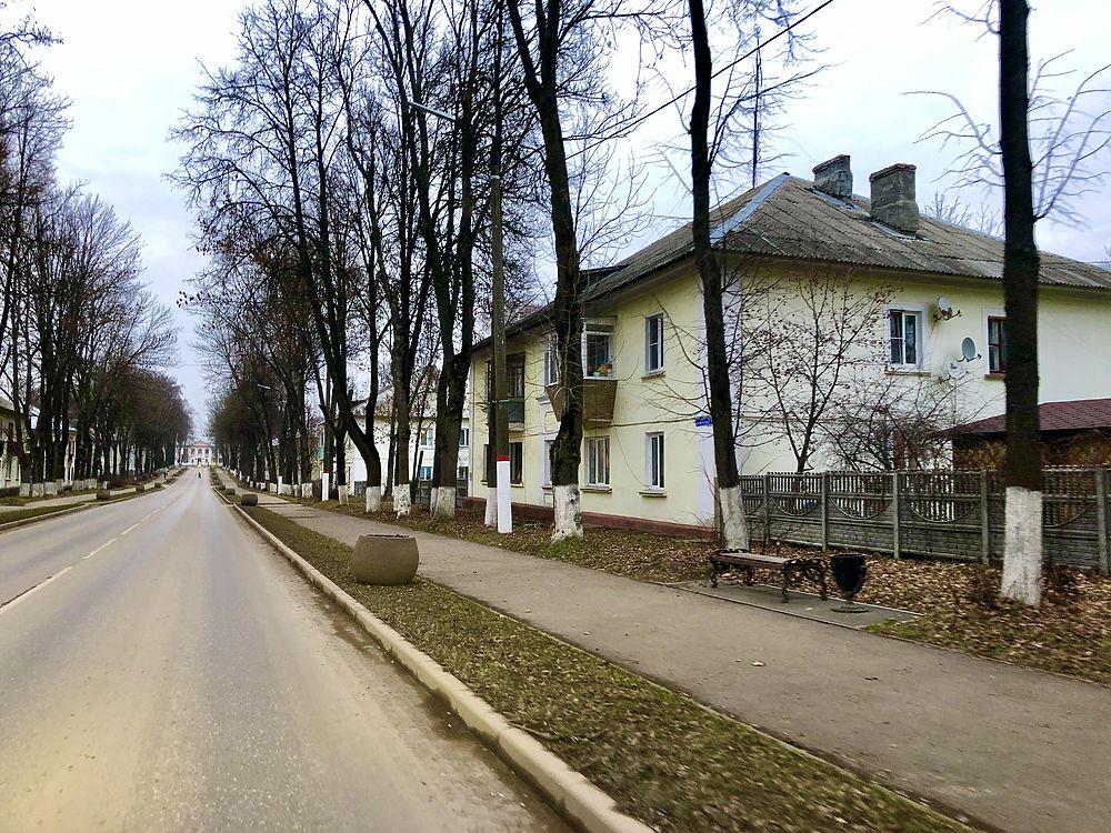 Как живут малые города Тульской области: Первомайский