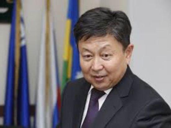 Экс-мэр калмыцкой столицы Вячеслав Намруев заключен под стражу