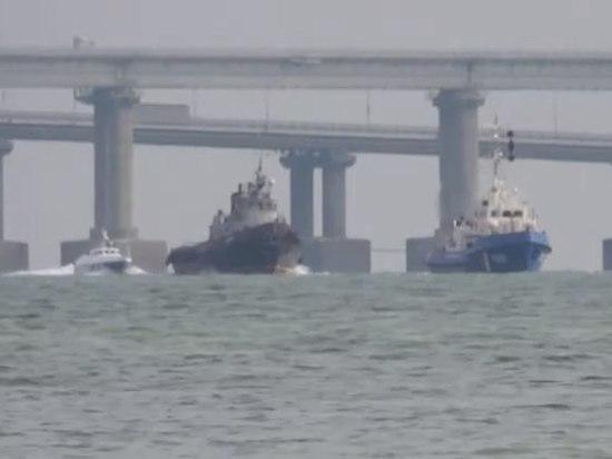 Киев обвинил Россию в воровстве унитазов с возвращенных кораблей