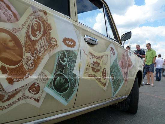 Cуд разъяснил, кто должен восстанавливать рисунки на машине после аварии