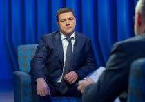 Псковского губернатора покажут на телеканале