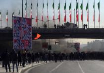 В последние несколько дней резко обострилась внутриполитическая ситуация в Иране