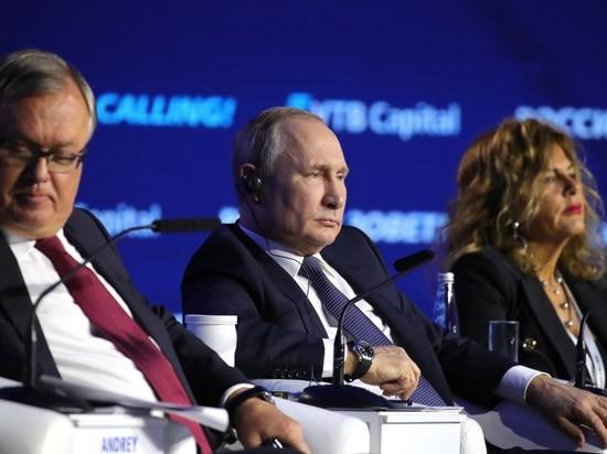 Путин наконец раскритиковал правительство