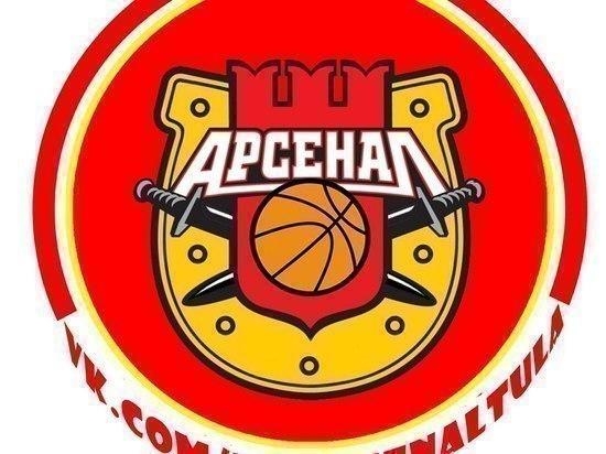 Баскетбольный тульский «Арсенал» проиграл «Динамо» из Майкопа