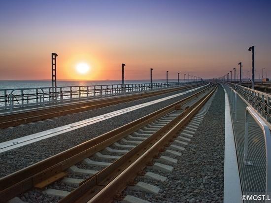 В Крыму обсудили введение новых маршрутов по железной дороге - Аксенов