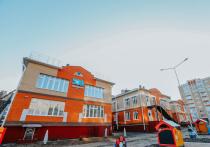 Два детских сада в Новом городе достроят до конца года