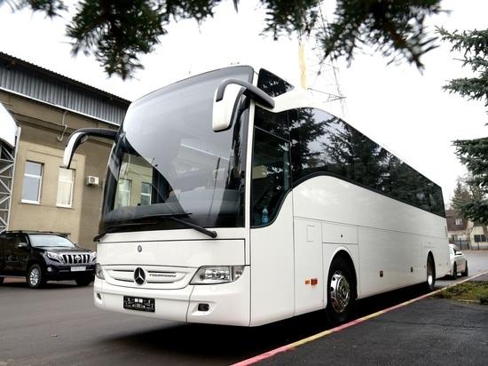 «Арсенал» получил новый автобус