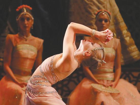 Один из лучших западных хореографов Начо Дуато поставил «Баядерку»
