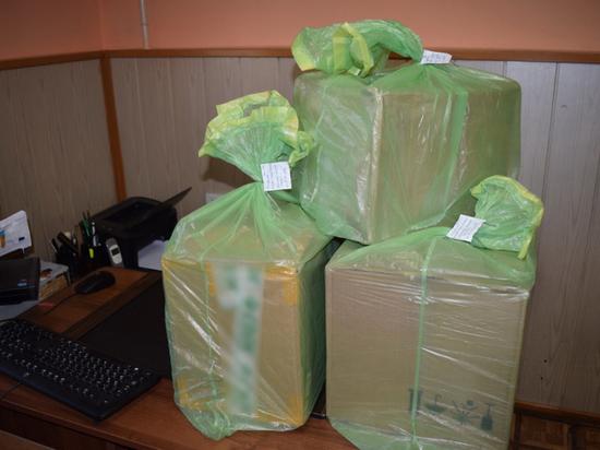 Жительница Хакасии перевозила через границу запрещённые вещества