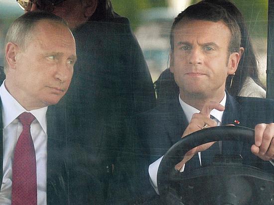 """В Польше рассказали о французской традиции """"поддаваться давлению России"""""""