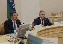 В преддверии заседания Госсовета по промышленности вобластномправительстве состоялось рабочее совещание