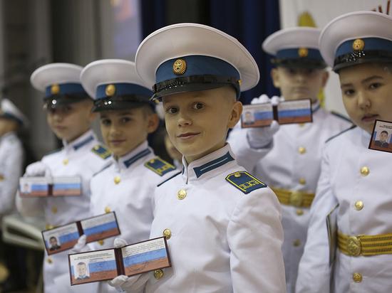 Патриоты из Хакасии собираются просить у правительства России кадетский корпус