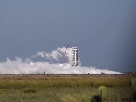 Ракету Илона Маска разорвало на куски во время испытаний