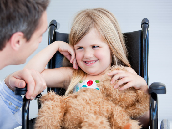 Правительство республики планирует выделить деньги семьям с детьми-инвалидами