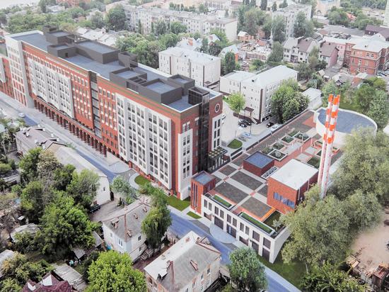 Хирургический корпус воронежского онкодиспансера начнут строить в феврале