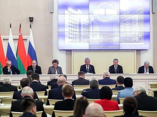 Назван размер бюджета Союзного государства России и Белоруссии