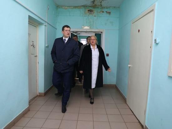 Губернатор Глеб Никитин поручил провести проверку Вознесенской ЦРБ