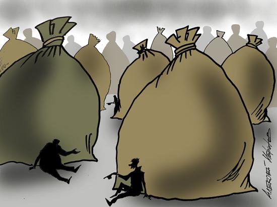 Власти захотели собрать с россиян триллион рублей на пенсии