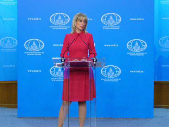 Захарова пошутила о пропавших украинских унитазах