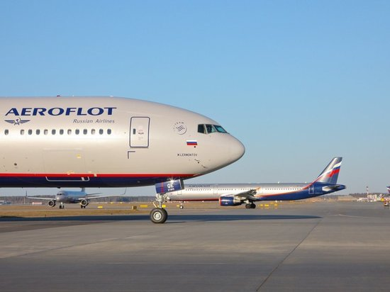 «Аэрофлот» заявил о планах увеличить онлайн-продажи билетов на 13%