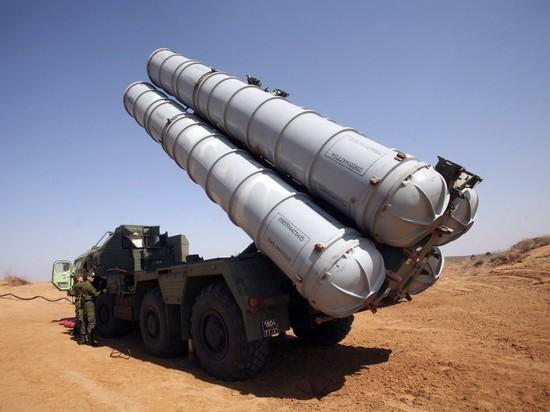 Анкара планирует активировать российские комплексы С-400