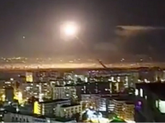СМИ сообщили о провале сирийской ПВО при отражении израильской атаки