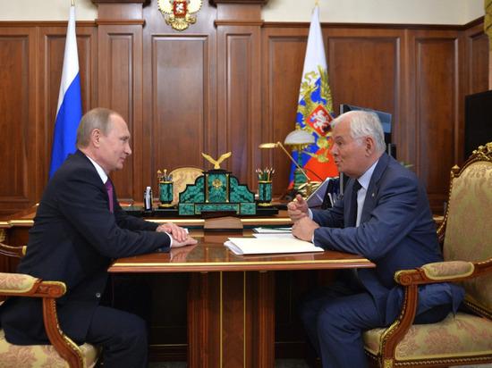 Рошаль пожаловался Путину на СМИ