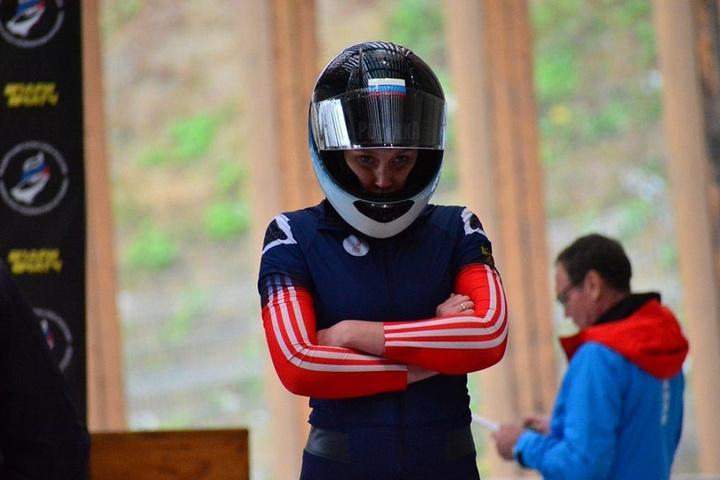 Кубанская спортсменка стала чемпионом Европы по бобслею