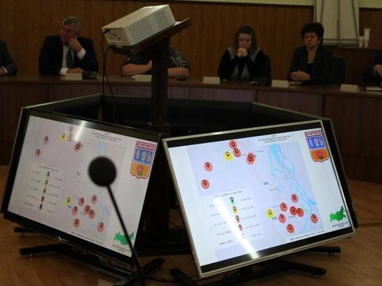 До конца года в Абакане появится 10 сигнальных датчиков системы наблюдения за качеством атмосферного воздуха