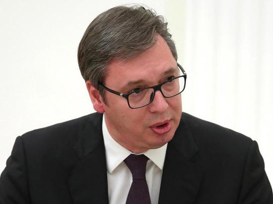 Президент Сербии высказался о шпионском скандале: «Один вопрос к России»