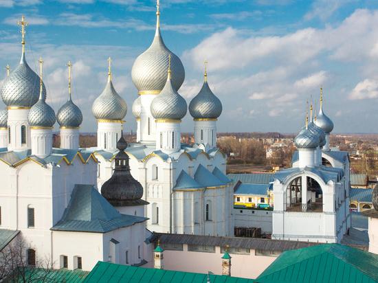 В этом году торжества по случаю Дня рождения одного из самых популярных туристических маршрутов проходили в Ростове Ярославской области