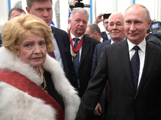 Выяснились детали разговора Дорониной с Путиным