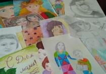 Костромские почтовики подвели итоги конкурса рисунков «Моя счастливая мама»