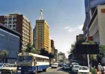 Проспект, названный в честь Генерального секретаря ЦК КПСС и Председателя Президиума Верховного Совета СССР Леонида Ильича Брежнева, появится на юге Африки