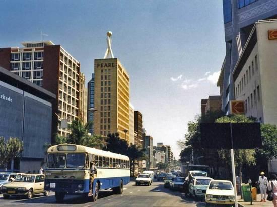 Проспект Брежнева появится в столице Зимбабве
